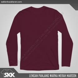 51 Foto Desain Kaos Polos Merah Maroon Depan Belakang HD Gratid Unduh Gratis
