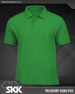 poloshirt-kerah-warna-hijau-fuji