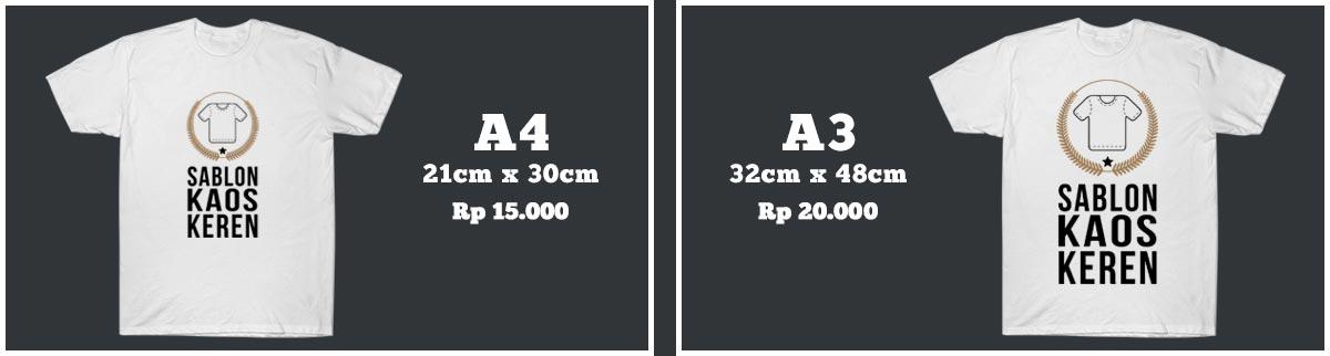 Harga Print DTG Tambah Image Armor