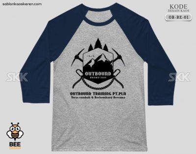 Desain Kaos Outbound Bromo