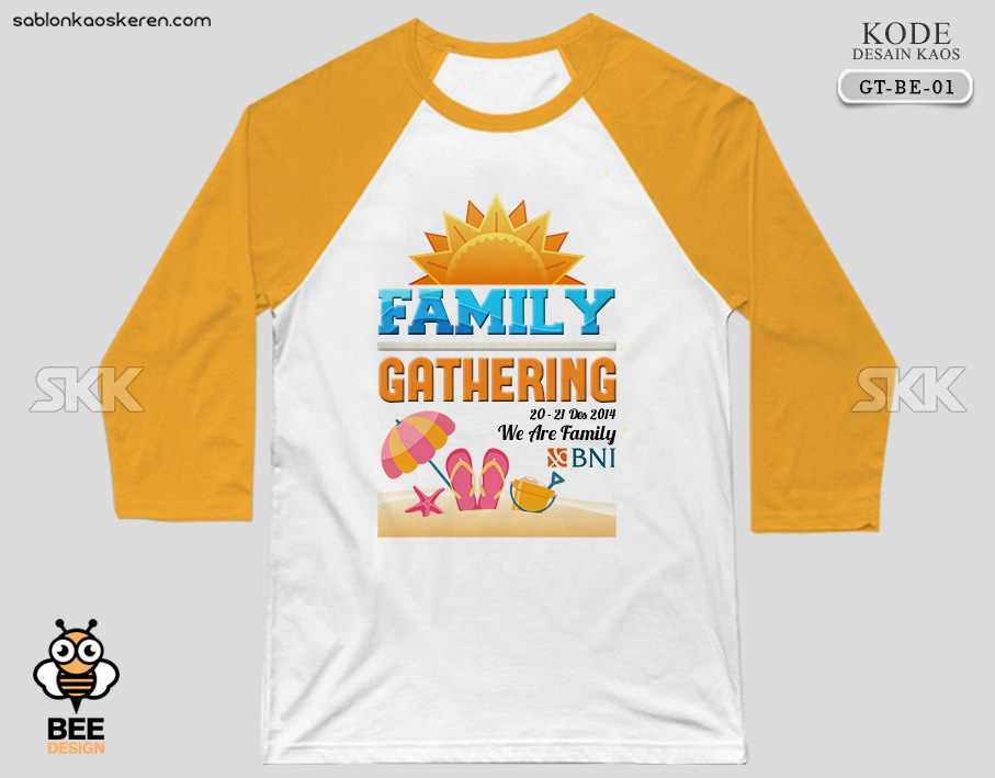 Kaos Family Gathering Bank