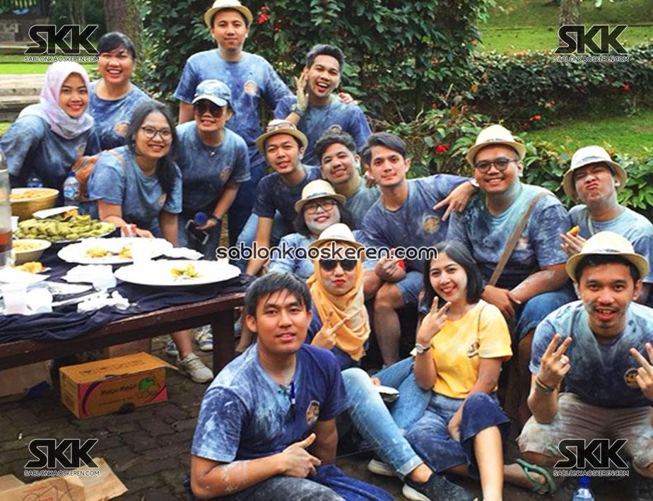 Kaos Family Day Waskita Karya Bandung
