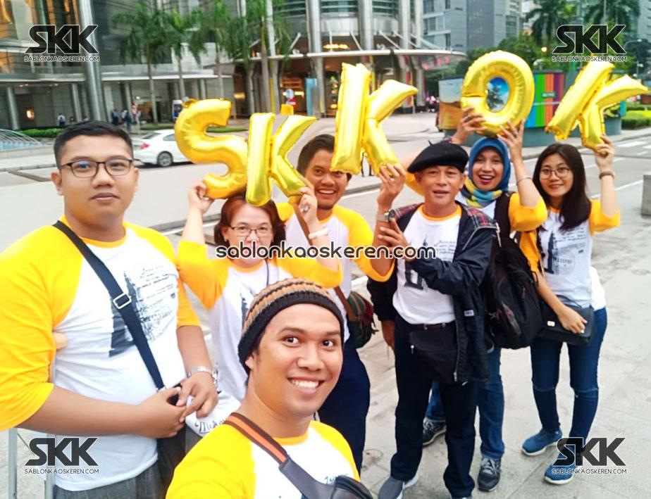 Kaos Gathering Ke Malaysia