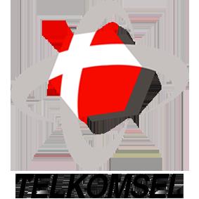 Sablon Kaos Telkomsel