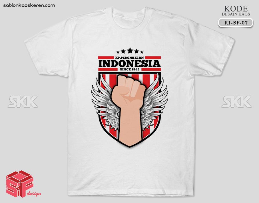 Kaos Logo Indonesia Merdeka