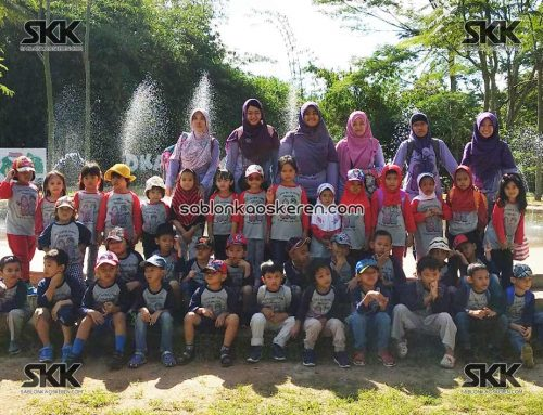 Kaos Outbond TK Nurul Syabil