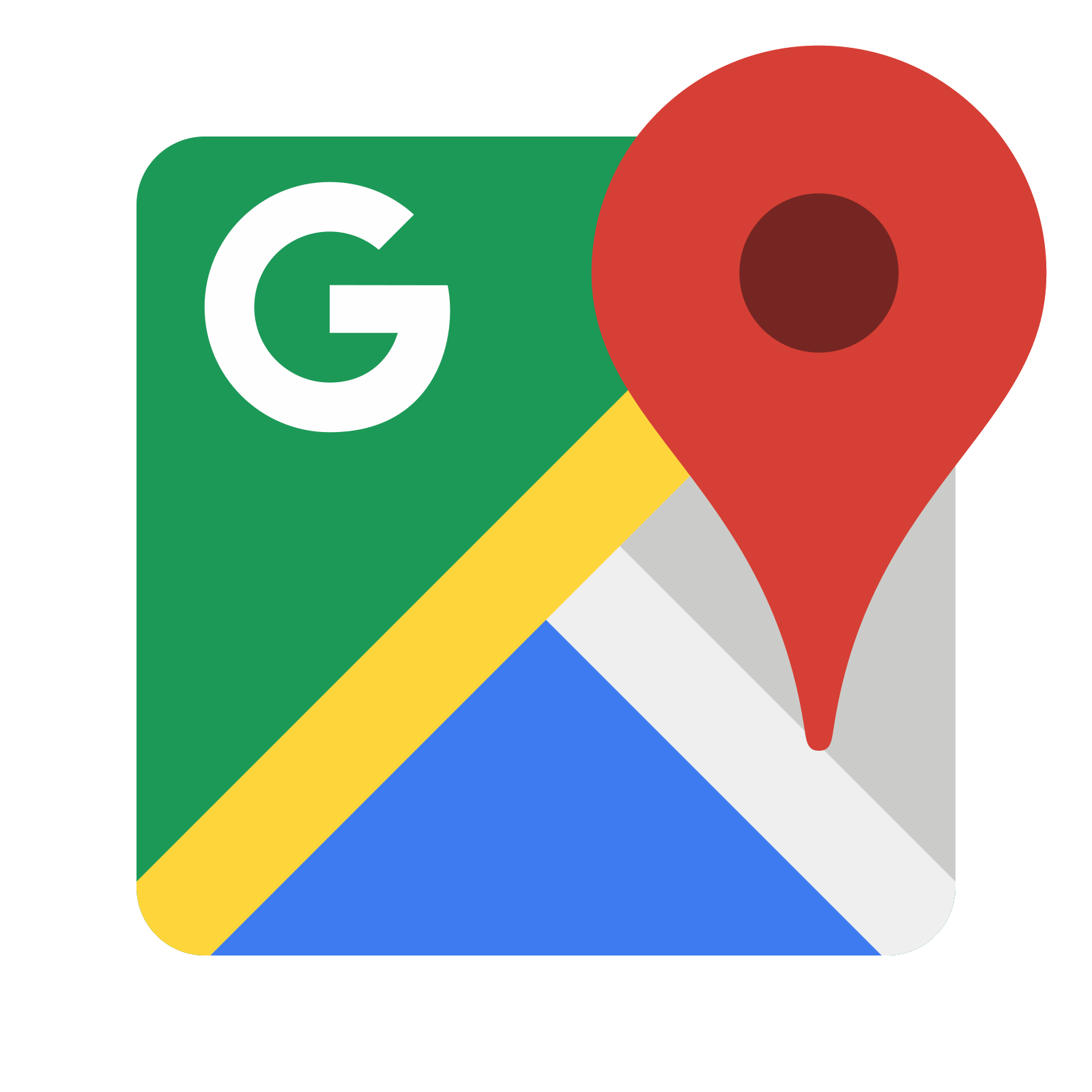 Google Maps Sablonkaoskeren