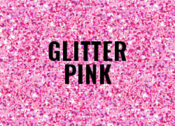 Polyflex Glitter Pink