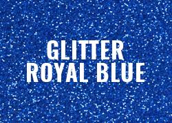 Polyflex Glitter Royal Blue