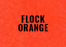 Warna Polyflex Flock Orange
