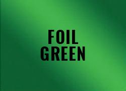 Warna Polyflex Foil Hijau