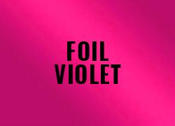 Warna Polyflex Foil Violet