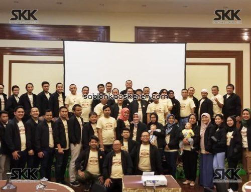 Kaos Family Gathering PT Waskita Karya