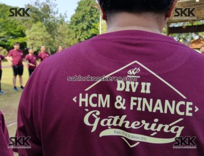 Kaos Family Gathering Waskita