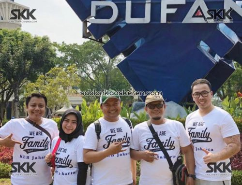 Kaos Family Day Goes To Dufan