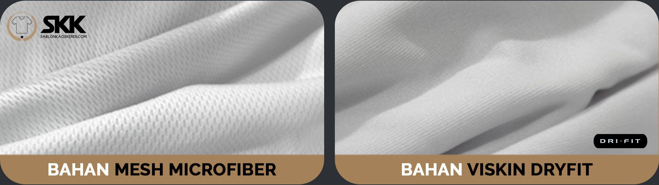 Jenis Bahan Kaos Full Print