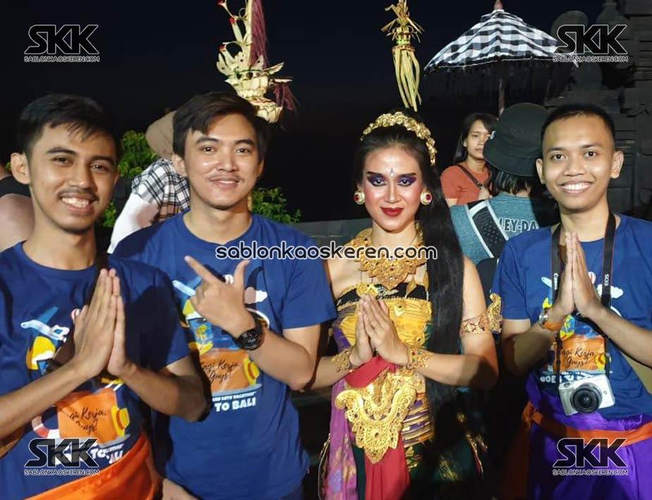 Gathering Kantor To Bali