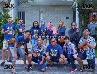 Kaos Gathering To Bali